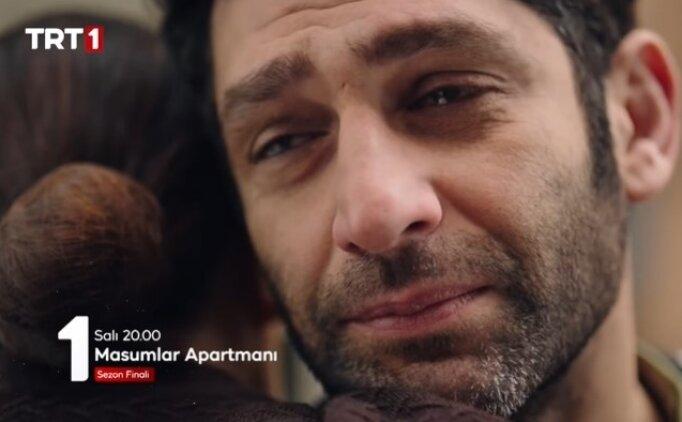Yeni bölüm Masumlar Apartmanı izle 37. bölüm, Masumlar Apartmanı (SEZON FİNALİ) izle