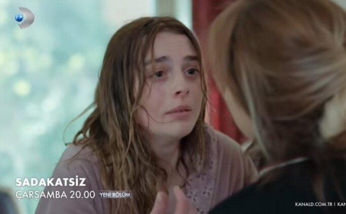 (YENİ) Sadakatsiz 28. bölüm izle Kanal D HD full kesintisiz