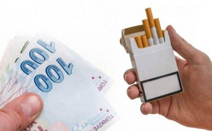 Yeni sigara zamları, sigaraya gelen yeni zamlar ZAMLANAN SİGARALAR) (19 Ekim Salı)