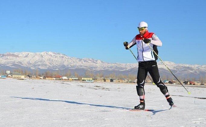 Milli biatloncu Zana Öztunç'un başarıları Hakkarili gençlere umut aşılayacak