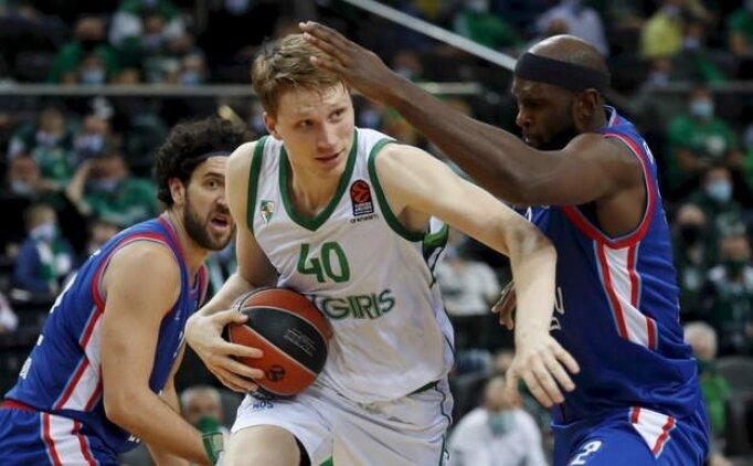 CSKA Moskova, Marius Grigonis'i transfer etti