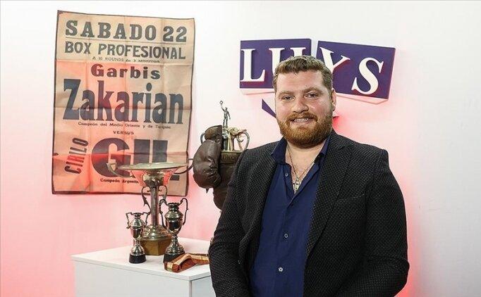 Eski milli boksör Garbis Zakaryan anısına hazırlanan sergi açıldı