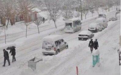 Vasip Şahin'e okullar tatil edilsin diye yazdılar! Ankara'da okullar tatil mi?