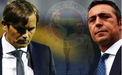 Fenerbahçe'de Phillip Cocu dönemi resmen bitti!
