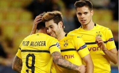 Dortmund, Monaco'yu rahat geçti!
