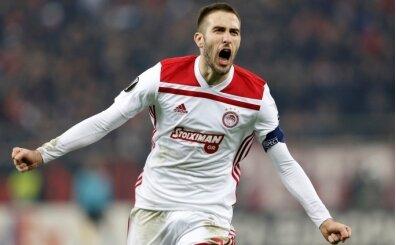 Olympiakos, Milan'ı Avrupa'nın dışına attı