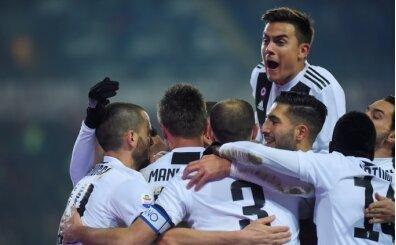 Juventus derbiyi kazandı, Ronaldo tarihe geçti