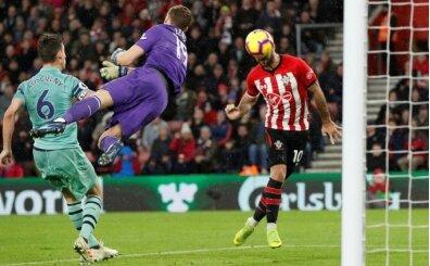 Southampton yeni hocasıyla Arsenal'i yıktı!