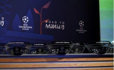 İşte Şampiyonlar Ligi'nde eşleşmeler