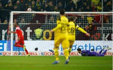 Dortmund'un apoletini söktüler!