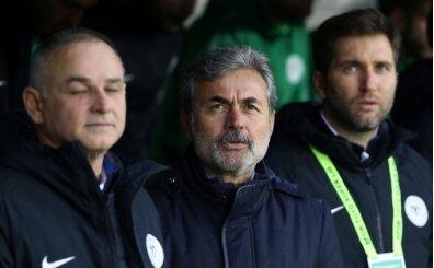 Konyaspor'dan Aykut Kocaman'a güven açıklaması