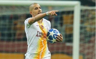 Fatih Terim'den Feghouli'ye: ''Böyle oyna, penaltı kaçır''