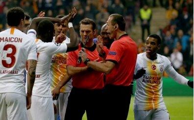 Galatasaray'da Şampiyonlar Ligi hüsranı