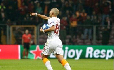 Galatasaray'da Feghouli belirsizliği