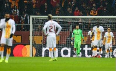 Aleyhine en fazla penaltı verilen takım; Galatasaray