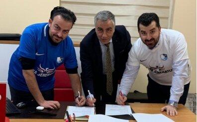 Erzurumspor'da yeni sponsor