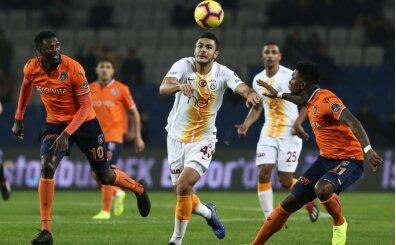 Galatasaray ligde durdu