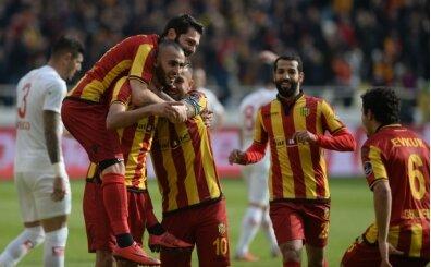 Malatyaspor zirveye meydan okudu, Antalyaspor ağır yaralı