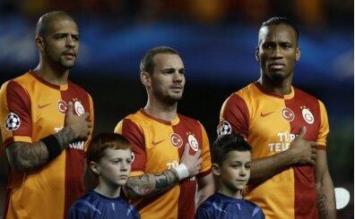 Fatih Terim'den Felipe Melo ve Sneijder itirafı