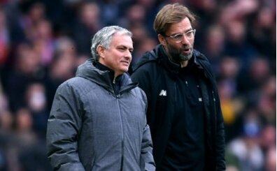 Jürgen Klopp'tan Jose Mourinho'ya destek!