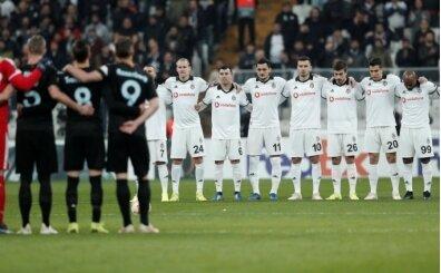 Beşiktaş'tan Vodafone Park'ta üst üste kayıplar!