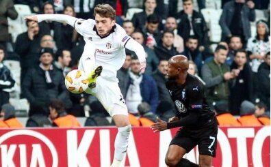 Beşiktaş gruptan beşinci kez çıkamadı