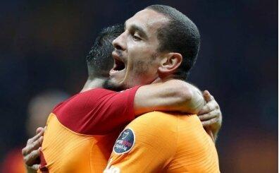Maicon: 'Umarım, 2021'e kadar Galatasaray'da kalırım'