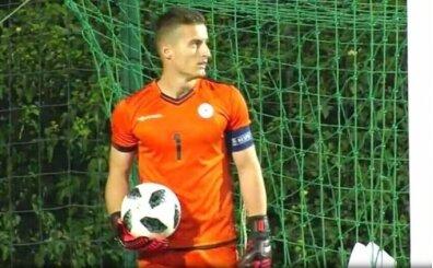 Galatasaray'dan sürpriz hamle: Kosovalı kaleci!