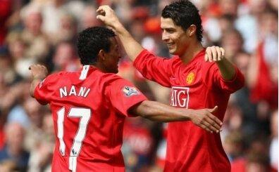 Luis Nani'den Ronaldo itirafı; 'Sonsuza dek'