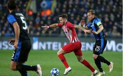 Atletico Madrid, Belçika'da liderliği bıraktı!