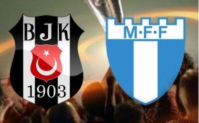 Beşiktaş Malmö CANLI İZLE, Şifresiz Beşiktaş Malmö maçı izle