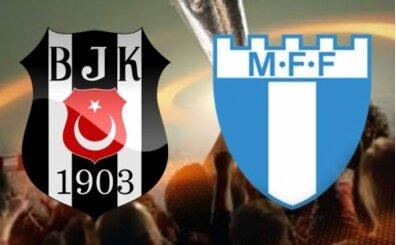 İZLE Beşiktaş Malmö maçı şifresiz, Beşiktaş Malmö CANLI