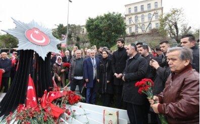 Beşiktaş şehitlerini unutmadı