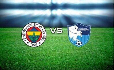 bein sports 1 izle, Fenerbahçe Erzurumspor maçı CANLI İZLE