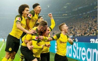 En çok atan PSG, en az yiyen Dortmund