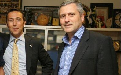 Volkan Ballı, Fenerbahçe'ye geri döndü!