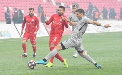 Adana Demir, Balıkesir'de 90+1'de yıkıldı