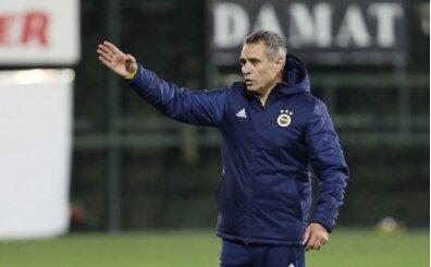 Ersun Yanal: ''Burası Fenerbahçe, başınızı kaldırın''