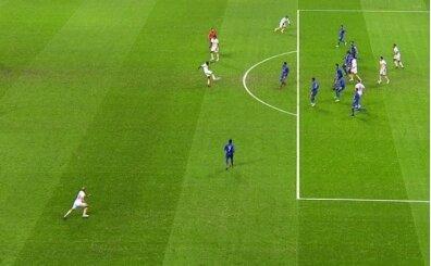 Galatasaray penaltı bekledi, ofsayt verildi