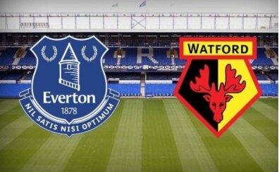 Everton Watford maçı canlı hangi kanalda saat kaçta?