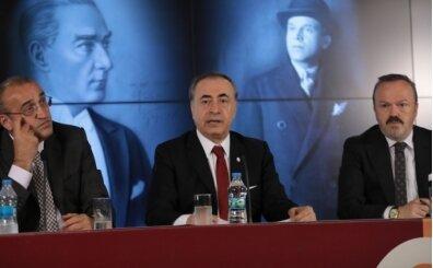 Galatasaray'dan kura için ilk yorum: 'İyi kura çektik'