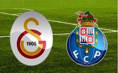 CANLI Galatasaray Porto maçı şifresiz izle, Galatasaray Porto Canlı izle