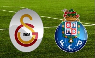 Galatasaray Porto izle canlı, GS Porto maçı donmadan canlı