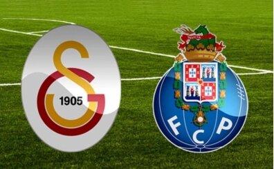 Galatasaray Porto maçı LİG TV izle, GS Porto izle