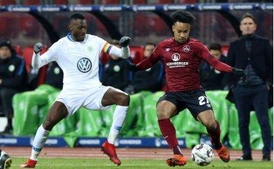 Yunuslu Wolfsburg güldü, Nürnberg'i ateşe attı!