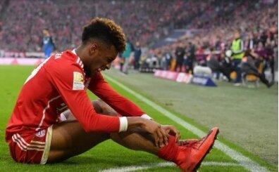 Kingsley Coman'dan 'Futbolu bırakabilirim' mesajı