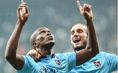 'Beşiktaş'a golümden sonra şükrettim çünkü Tanrı...'
