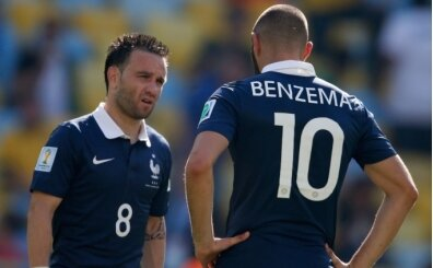 Benzema'nın fotoğrafına Valbuena sözleri!