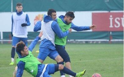Kasımpaşa'da kupa hazırlıkları başladı