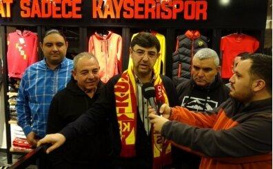 İş adamlarından Kayserispor'a destek